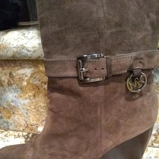 Michael Kors Brown Boots Image 6