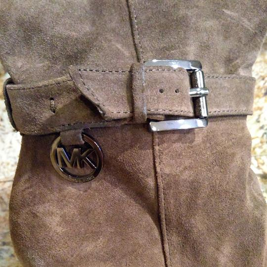 Michael Kors Brown Boots Image 8