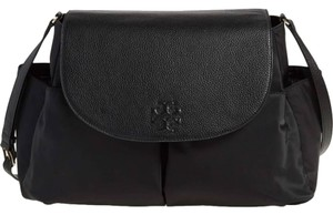 Tory Burch Navy Messenger Bag