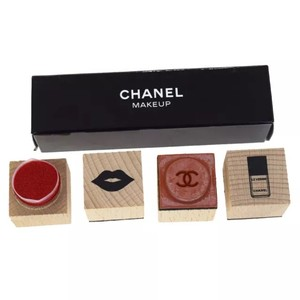 Chanel authentic CHANEL rubber stamp kit