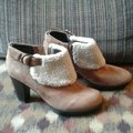 Naturalizer Tan Boots Image 3