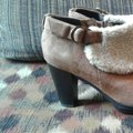 Naturalizer Tan Boots Image 5
