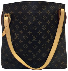 Louis Vuitton Voltaire Monogram Canvas Shoulder Bag
