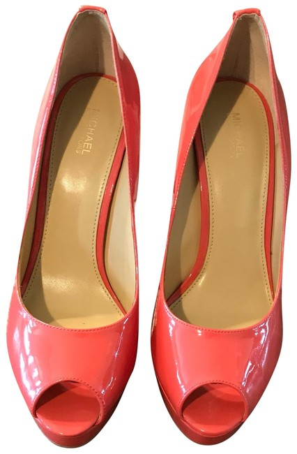 Item - Magenta Pumps Platforms Size US 9 Regular (M, B)