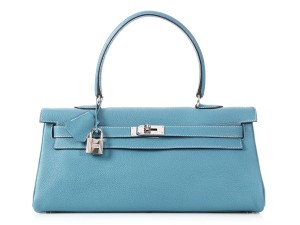 Hermès Jpg Hr.l1027.02 Shoulder Reduced Price Satchel in Blue