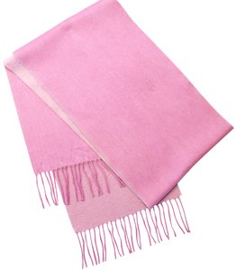 Express TWO TONE 100% CASHMERE SCARF