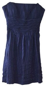 BCBG Max Azria short dress Blue on Tradesy
