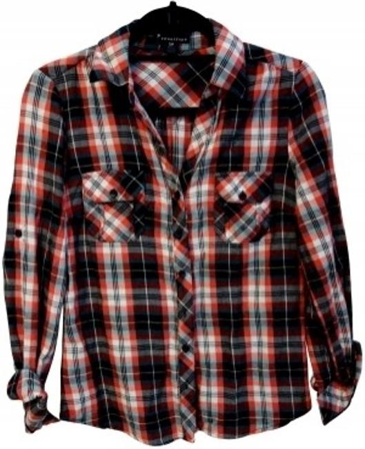 Preload https://item1.tradesy.com/images/forever-21-plaid-button-up-shirt-button-down-top-size-4-s-22535-0-0.jpg?width=400&height=650