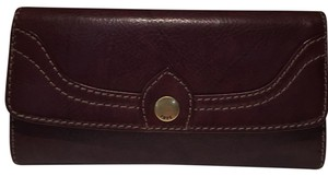 Frye Campus Large Leather Wallet