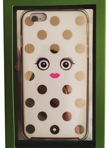 Kate Spade Kate Spade Framed Picture Dot Monster iPhone Case