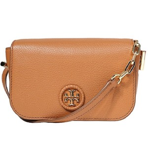 Tory Burch Brown Cross Body Bag