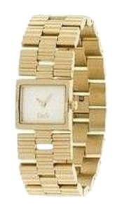 Dolce&Gabbana D&G Gold Plated Ladies Watch