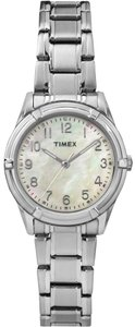 Timex Timex Easy Reader Womens Stainless Steel Bracelet Watch