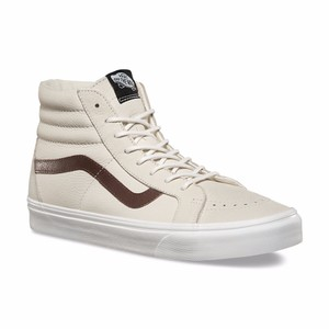 Vans Sk8 High Top Sk8 White / Ivory Athletic