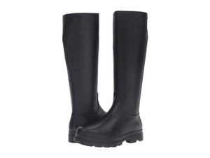 Camper Black Tall Leather Boots