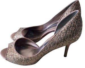 Nina Bronze Pumps