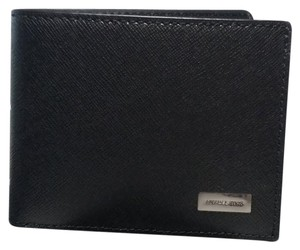 Michael Kors MEN'S ANDY SAFFIANO LEATHER BILLFOLD WALLET Gift Box