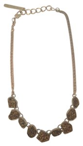 BCBGeneration BCBGeneration Gold Stone Necklace