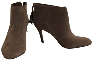 Lord & Taylor gray Boots