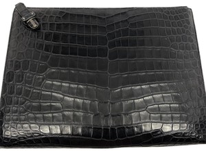 Bottega Veneta Dark royal blue Clutch