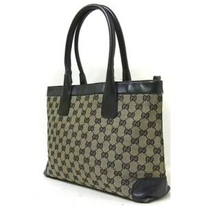Gucci Tote in black and grey