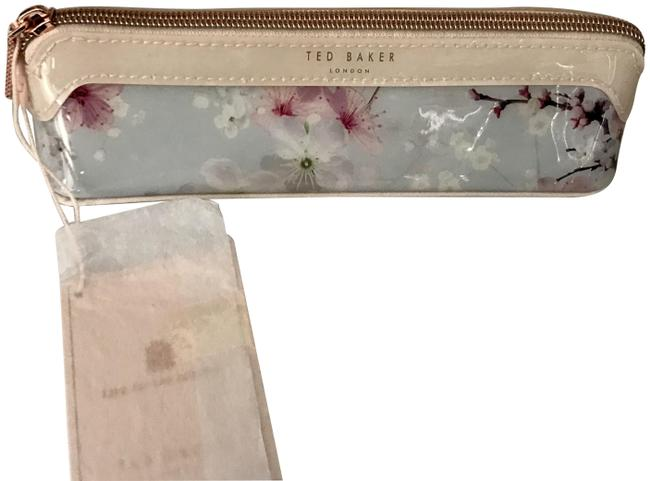 Item - Pink Collection * Oriental Blossom Pencil Case Cosmetic Bag