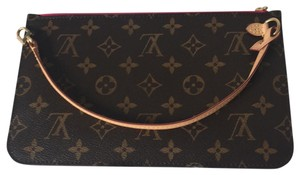 Louis Vuitton Neverfull pouch pivione interior