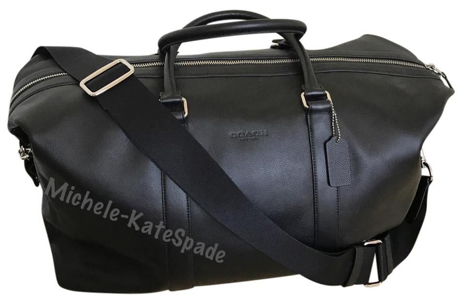 New Coach Mens Voyager Travel Duffle Bag F32308 F29049