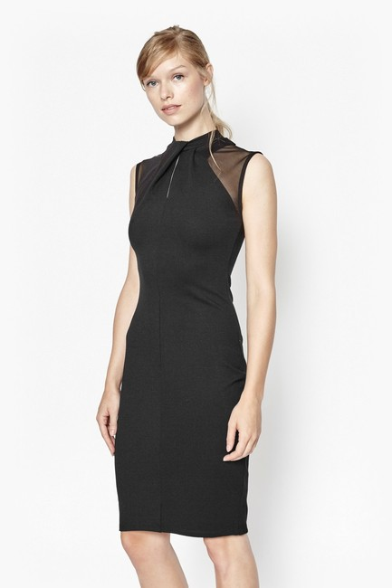 French Connection Mesh Dress