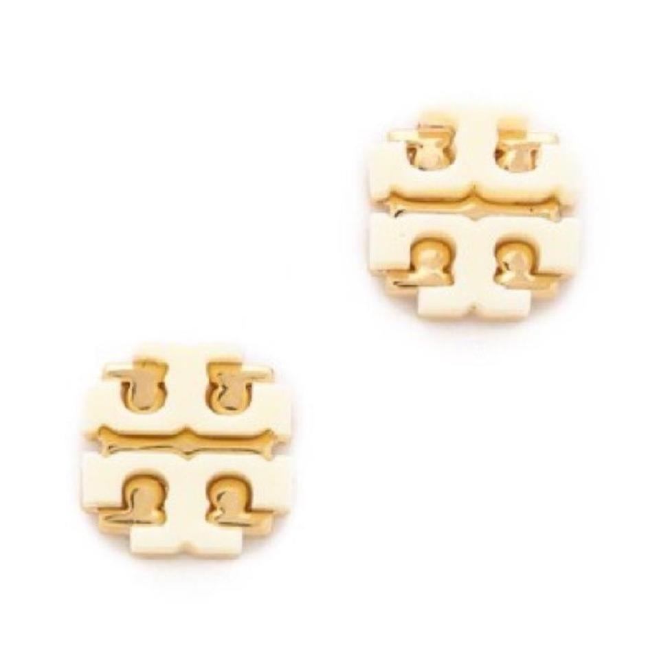 p earrings gold context rose stud cubic zirconia large silver