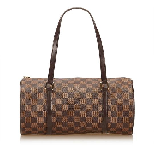Preload https://item2.tradesy.com/images/louis-vuitton-papillon-ebene-30-brown-canvas-x-damier-canvas-x-leather-x-others-baguette-22543011-0-0.jpg?width=440&height=440