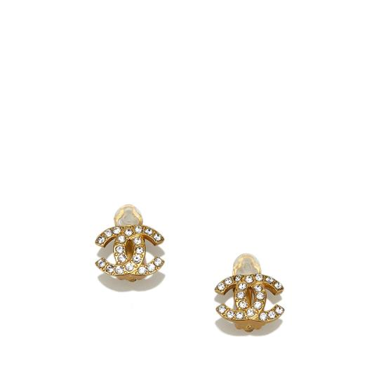 Preload https://item2.tradesy.com/images/chanel-cc-rhinestone-studded-clip-on-earrings-22543271-0-0.jpg?width=440&height=440