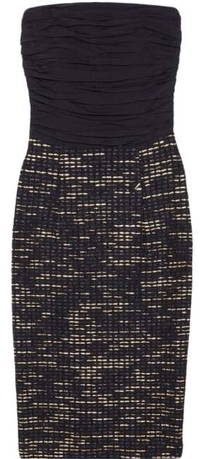 Preload https://item3.tradesy.com/images/alice-olivia-navy-tweed-strapless-short-cocktail-dress-size-0-xs-22543332-0-1.jpg?width=400&height=650