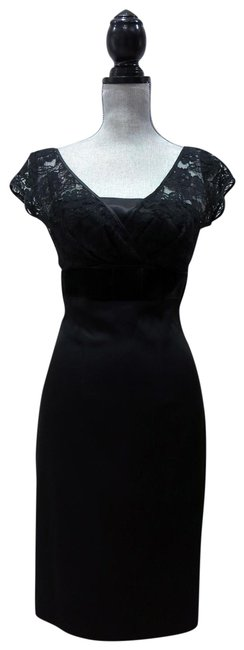 Preload https://img-static.tradesy.com/item/22543484/banana-republic-black-lace-and-satin-little-mid-length-cocktail-dress-size-0-xs-0-1-650-650.jpg