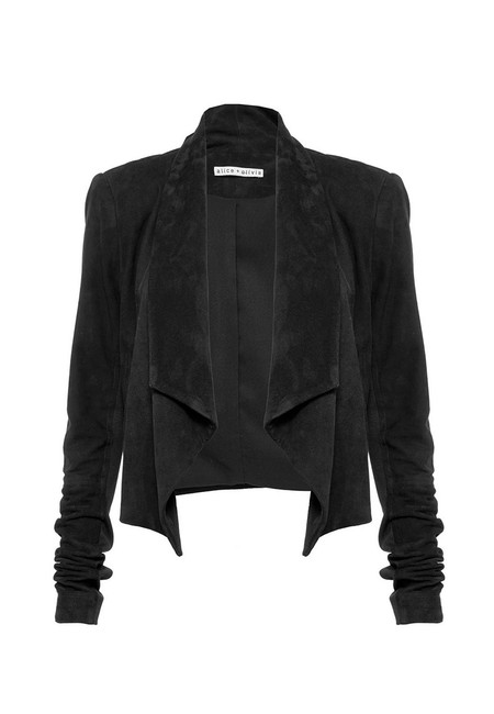 Preload https://img-static.tradesy.com/item/22543668/alice-olivia-black-new-aliceolivia-harvey-leather-suede-with-tags-size-4-s-0-1-650-650.jpg