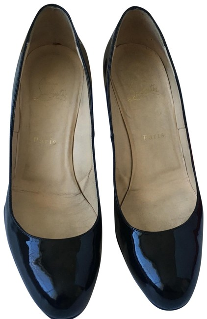 Item - Black Simple Pump 85mm Flats Size EU 39 (Approx. US 9) Regular (M, B)