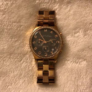 Marc by Marc Jacobs rose gold Marc by Marc Jacobs watch