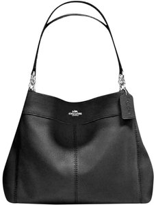 8080cafd00 Added to Shopping Bag. Coach Lexy Pebble Leather Shoulder ...