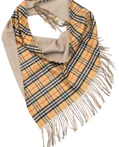 Burberry Bandana in Vintage Check Cashmere