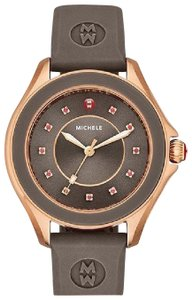 Michele NWT Cape Topaz Taupe watch