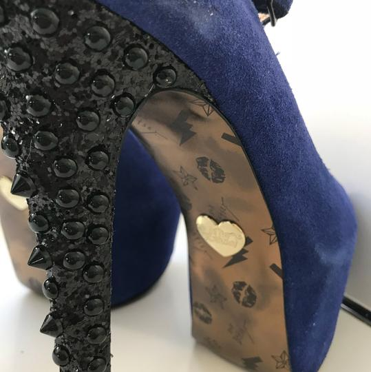 Betsey Johnson blue Pumps Image 3