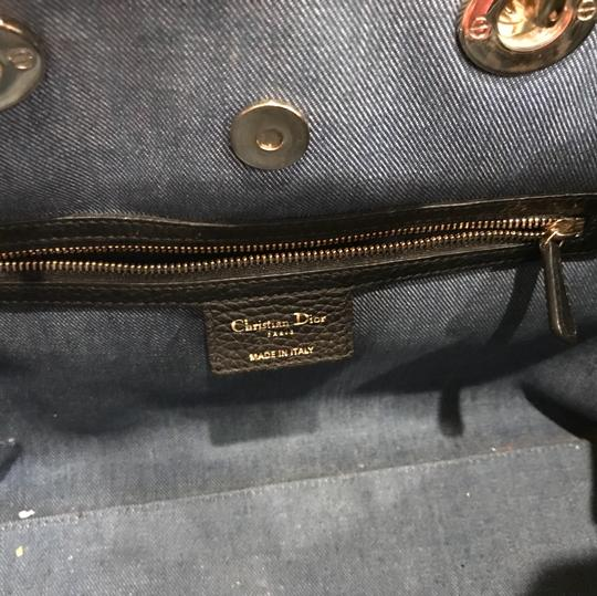 Dior Tote in blue Image 7