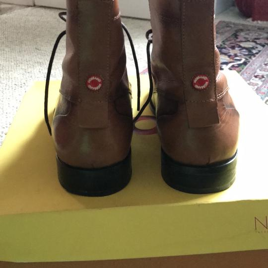 No Brand camel Boots Image 2