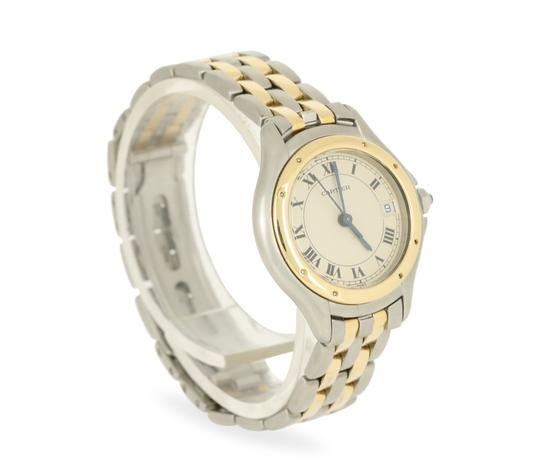 Cartier Two-Tone Panthere Cougar Image 1