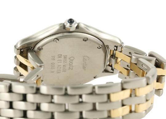 Cartier Two-Tone Panthere Cougar Image 6