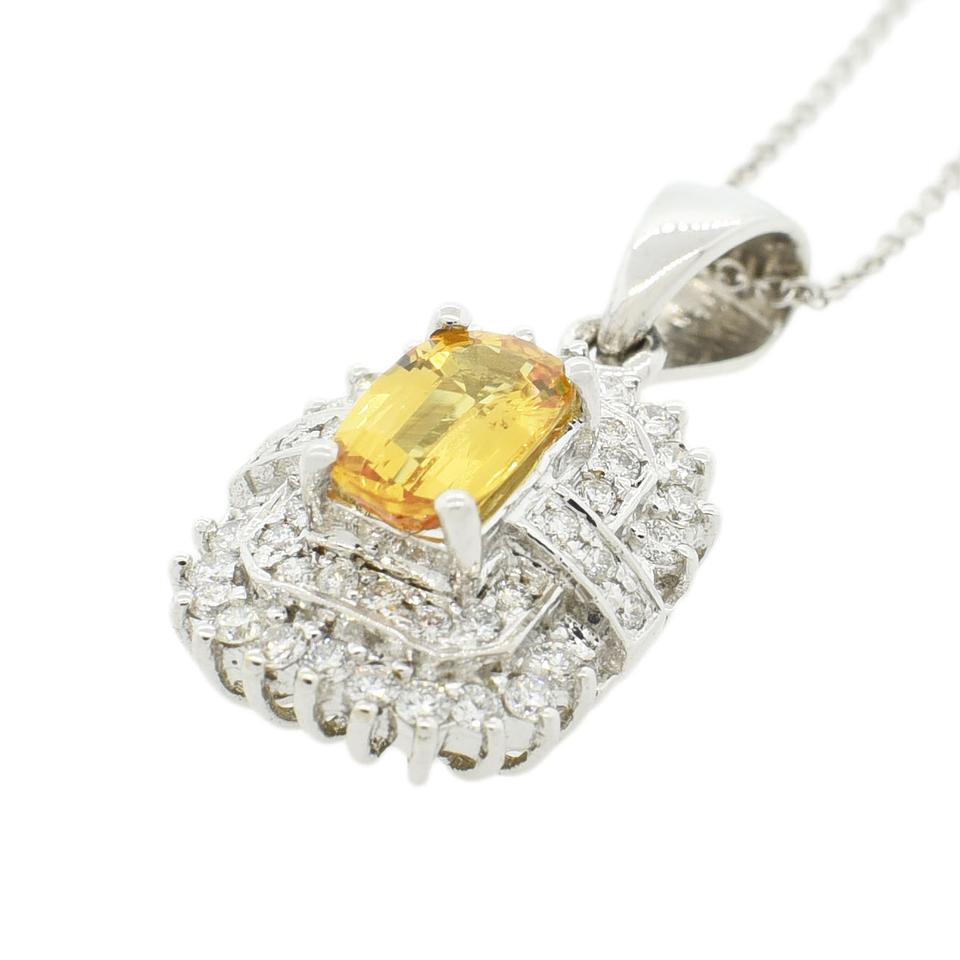 the pendant pd yellow stargemspattaya diamonds product sapphire with