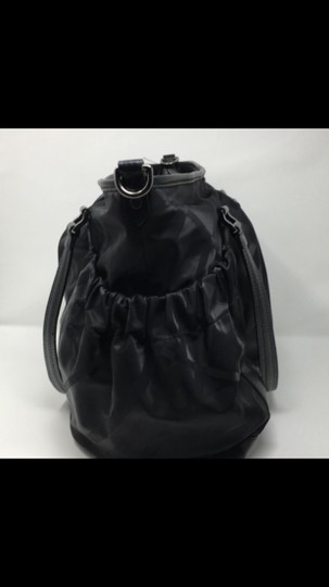 Burberry Black Diaper Bag