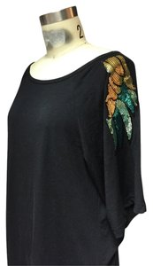 Anthropologie Sequin Retro Chic Tunic