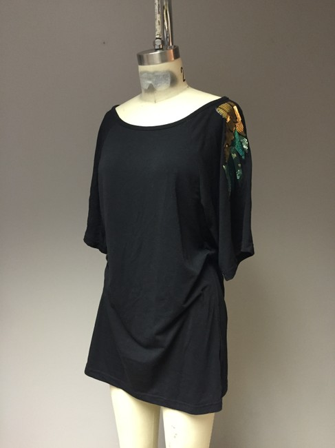 Anthropologie Retro Chic Slouch Lbd Tunic