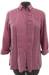 Eileen Fisher Top Rose